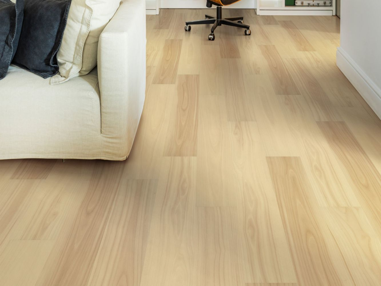 Shaw Floors Resilient Residential Pantheon Hd+ Natural Bevel Marzipan 02044_1051V