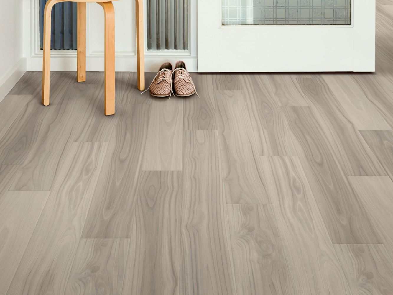 Shaw Floors Resilient Residential Pantheon Hd+ Natural Bevel Smoke 05130_1051V