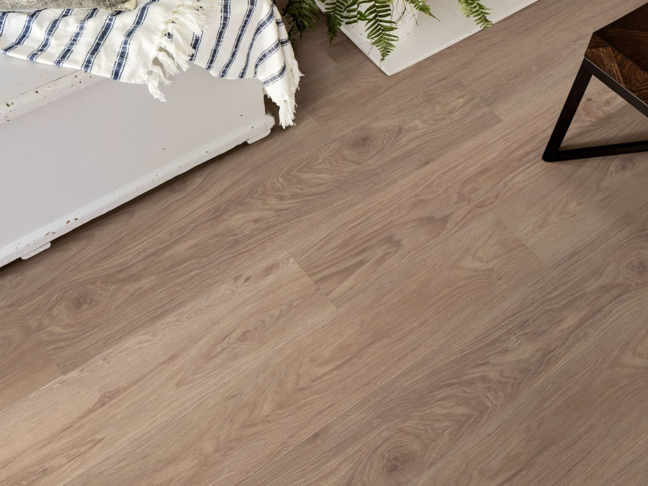 Shaw Floors Resilient Residential Pantheon Hd+ Natural Bevel Truffle 07234_1051V