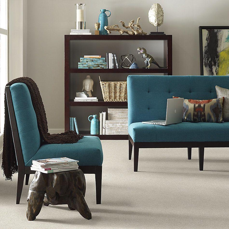 Shaw Floors SFA Fyc Ns Blue Net Sand Castle (s) 127S_5E020
