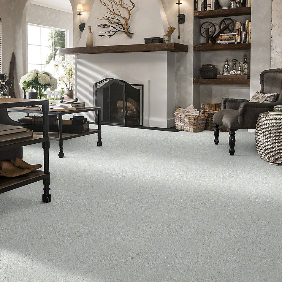 Shaw Floors SFA Find Your Comfort Tt Blue Cake Frosting (t) 155T_EA819