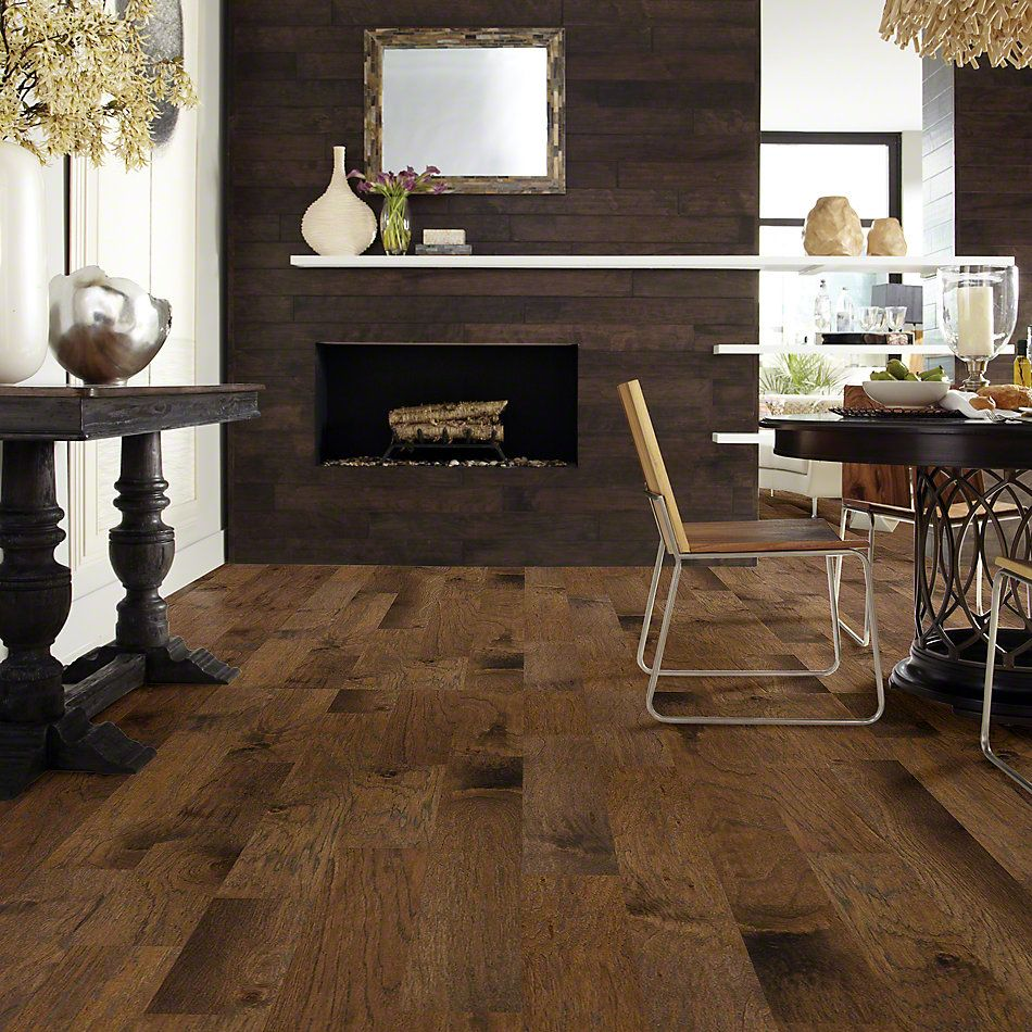 Anderson Tuftex Home Fn Gold Hardwood Davinci Hickory Marrone 17003_HWDHY