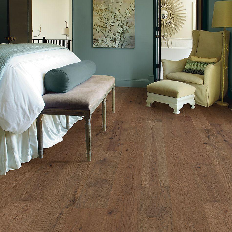 Anderson Tuftex Anderson Hardwood Majestic Pecan Hazel 17036_HWMPN