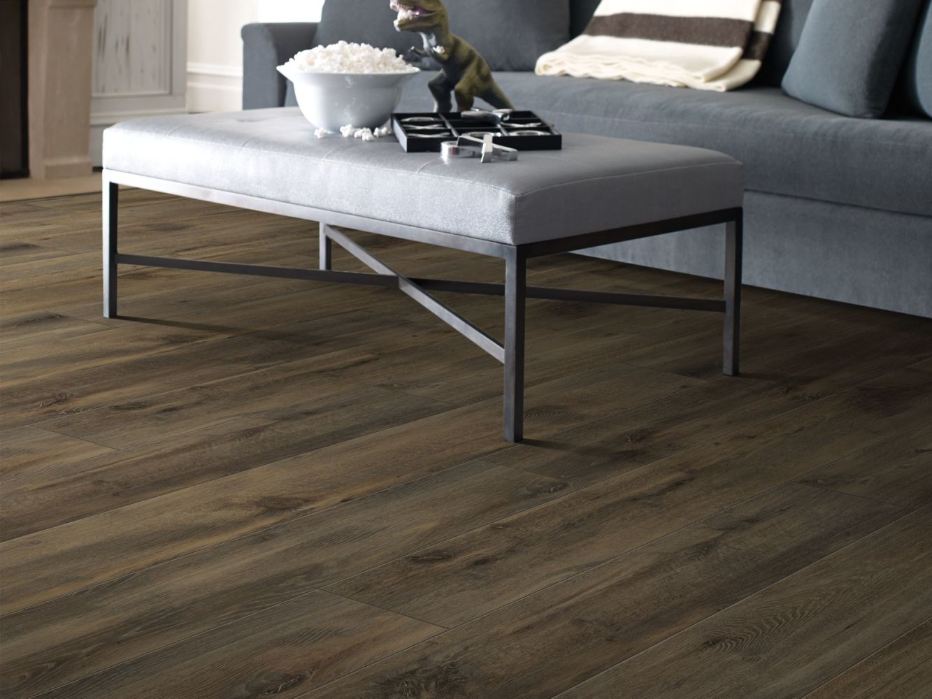 Shaw Floors Resilient Residential Allegiance+ Accent Chapman Oak 07067_2008V