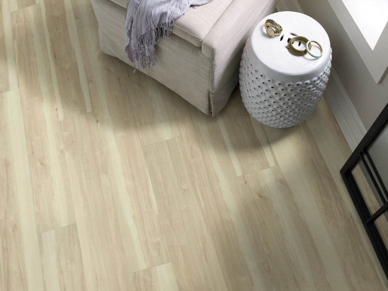Shaw Floors Resilient Residential Allegiance+ Milled Atlas Maple 01039_2018V