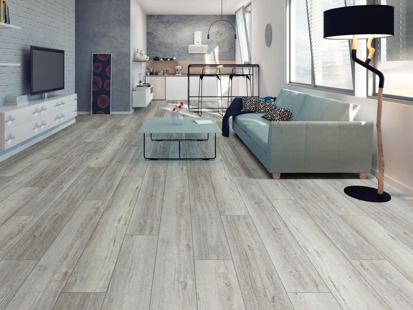 Shaw Floors Resilient Residential Intrepid HD Plus Wye Oak 05004_2024V
