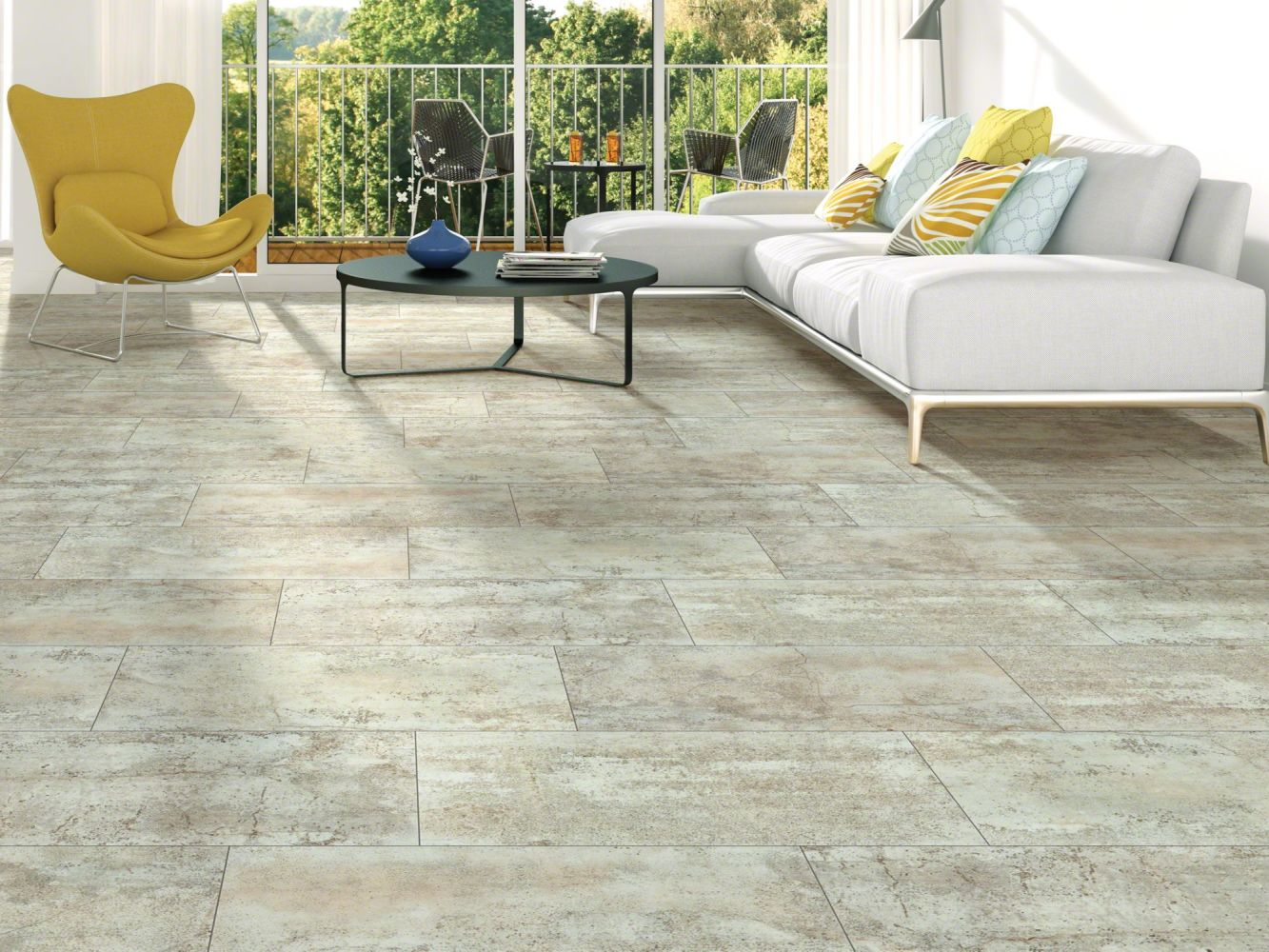 Shaw Floors Resilient Residential Intrepid Tile Plus Prairie 00148_2026V