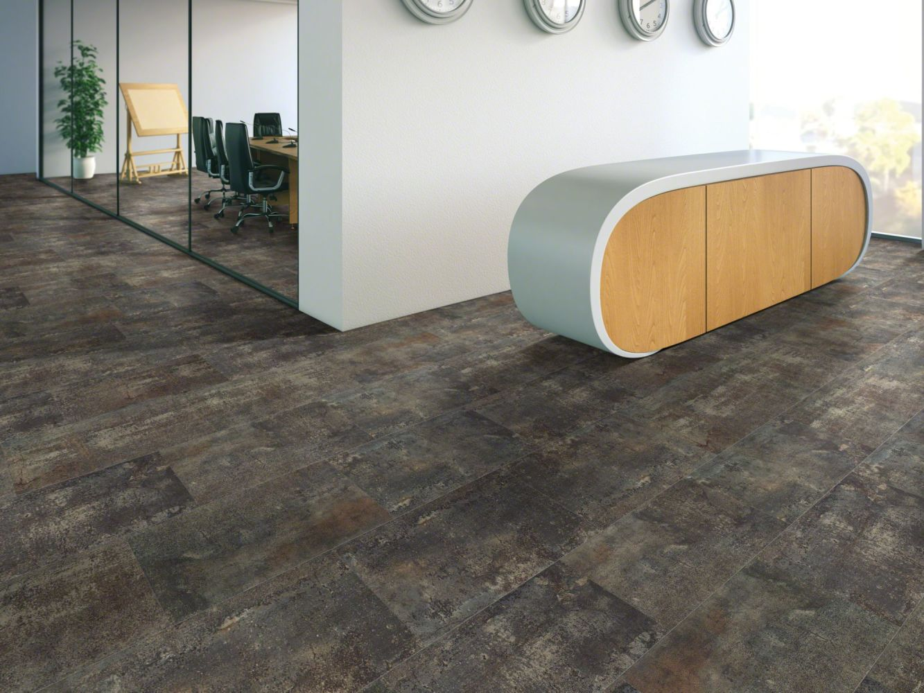 Shaw Floors Vinyl Residential Intrepid Tile Plus Ridge 00581_2026V
