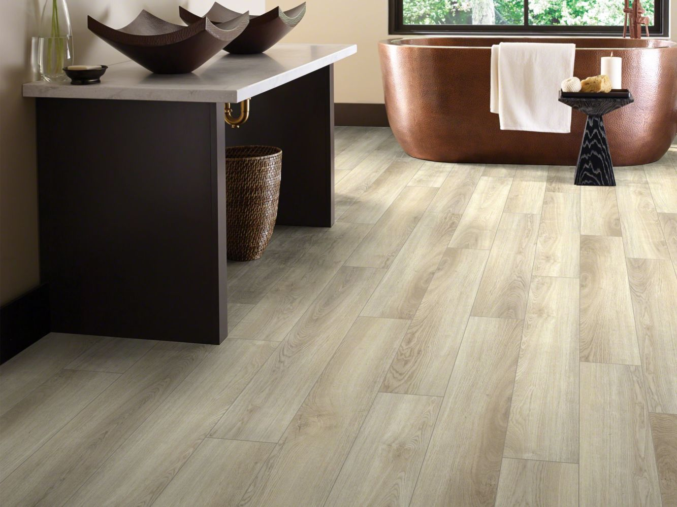 Shaw Floors Resilient Residential Distinction Plus French Oak 00257_2045V