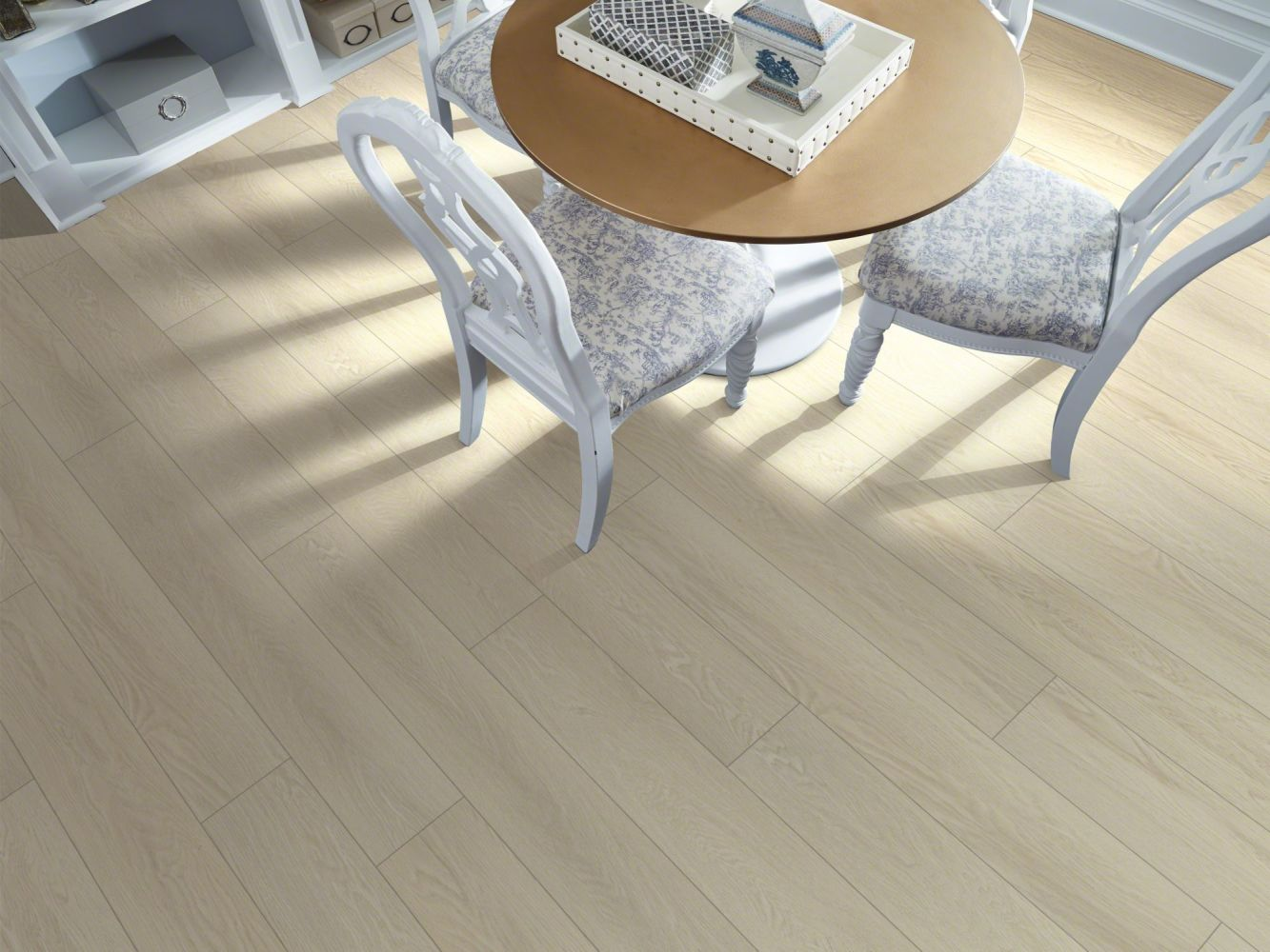 Shaw Floors Resilient Residential Distinction Plus Wheat Oak 01025_2045V