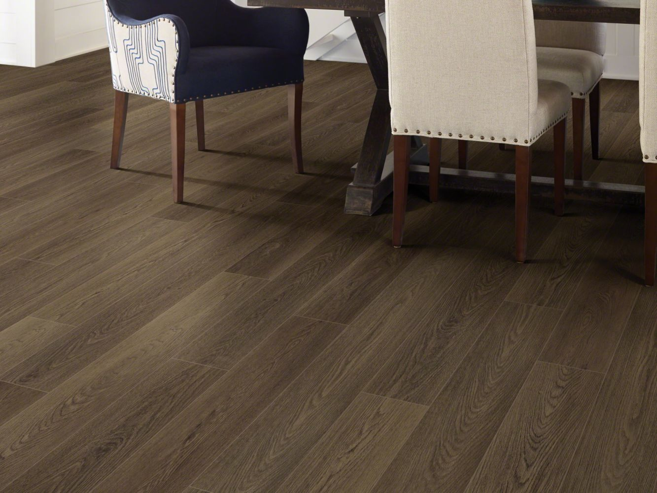 Shaw Floors Resilient Residential Distinction Plus Barrel Oak 07066_2045V