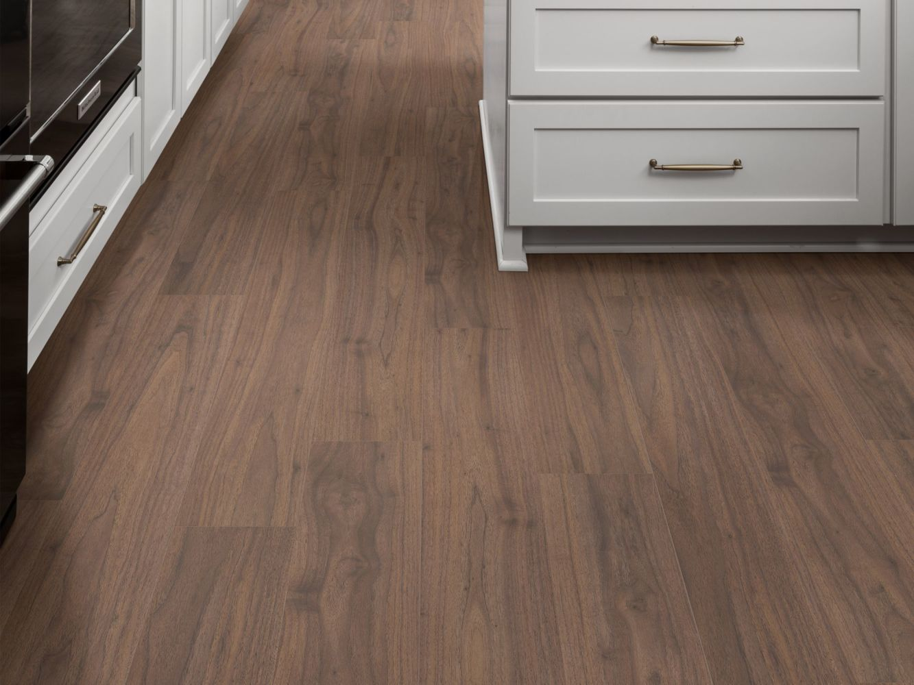Shaw Floors Resilient Residential Distinction Plus Smoked Walnut 07229_2045V