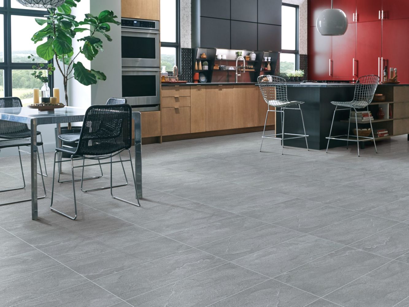 Shaw Floors Ceramic Solutions Arena 17 Grey 00500_220TS