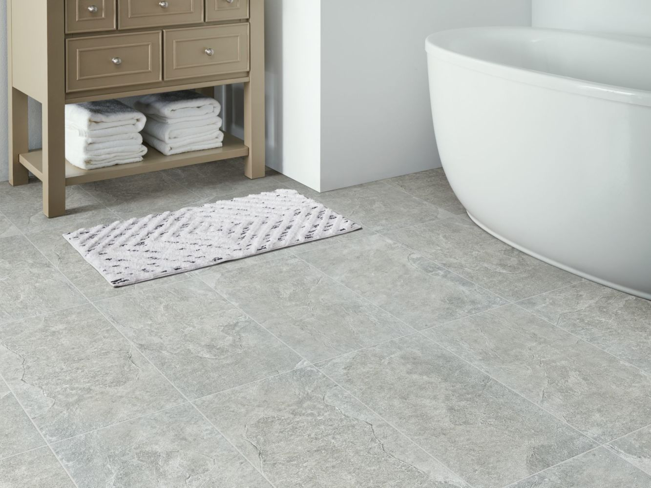 Shaw Floors Ceramic Solutions Crown 13 Grey 00500_224TS