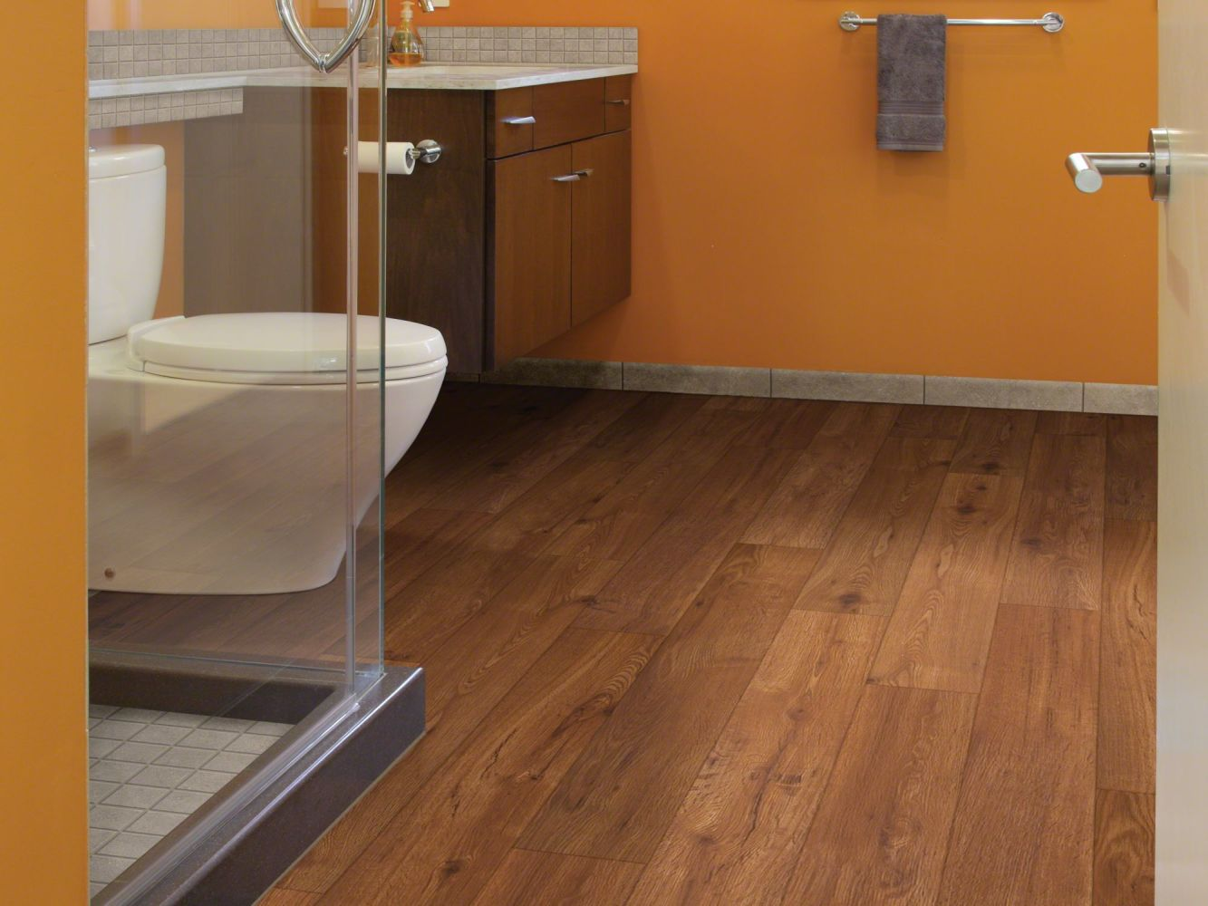 Shaw Floors Resilient Residential Classico Plus Plank Giallo 00643_2426V