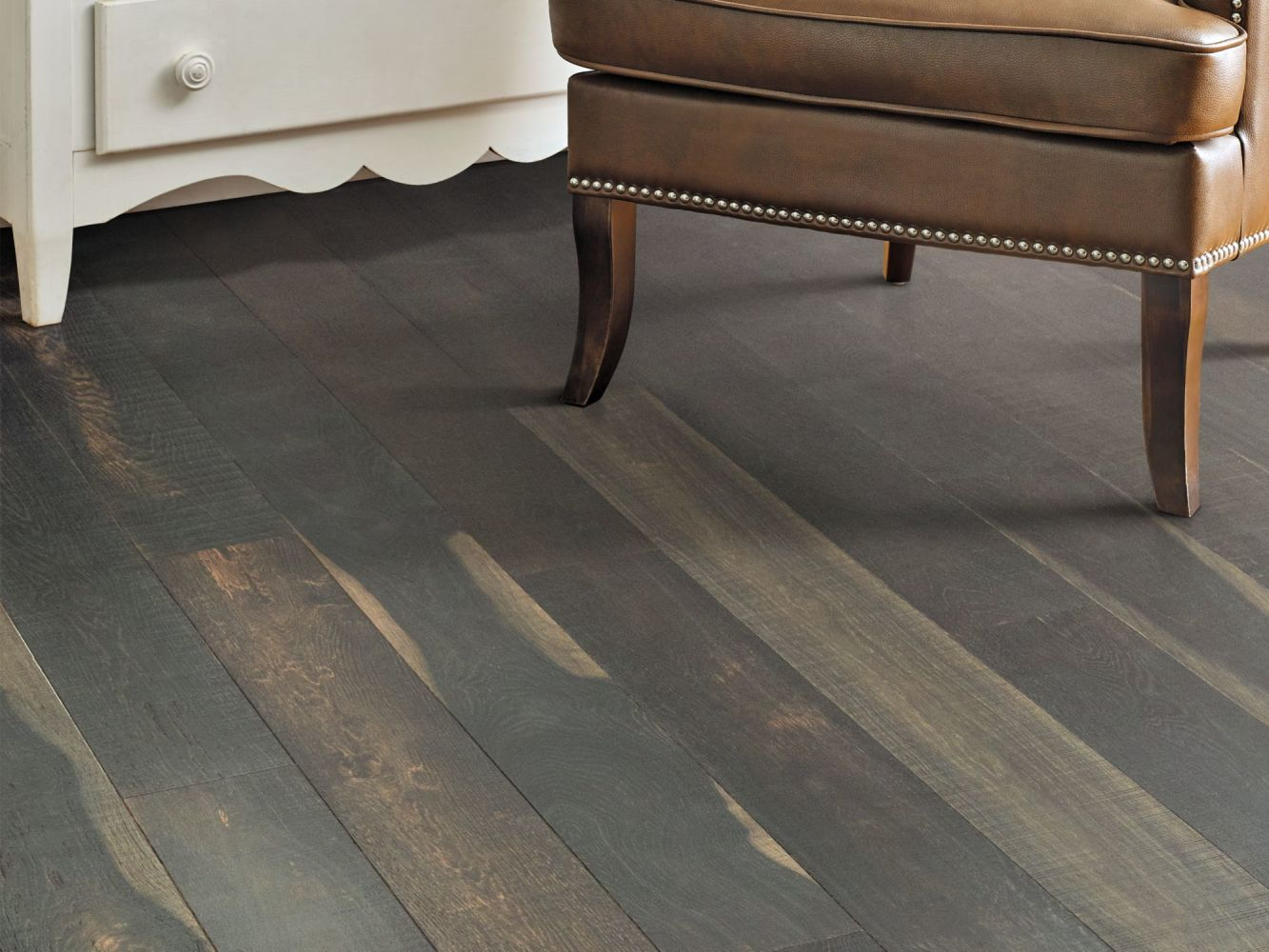 Shaw Floors Floorte Exquisite Pewter Oak 09037_250RH