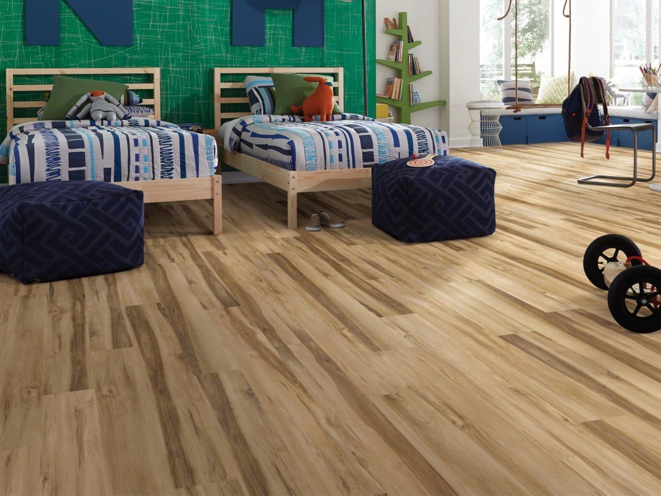 Shaw Floors Resilient Residential Alto Plus Plank Castagna 00133_2576V