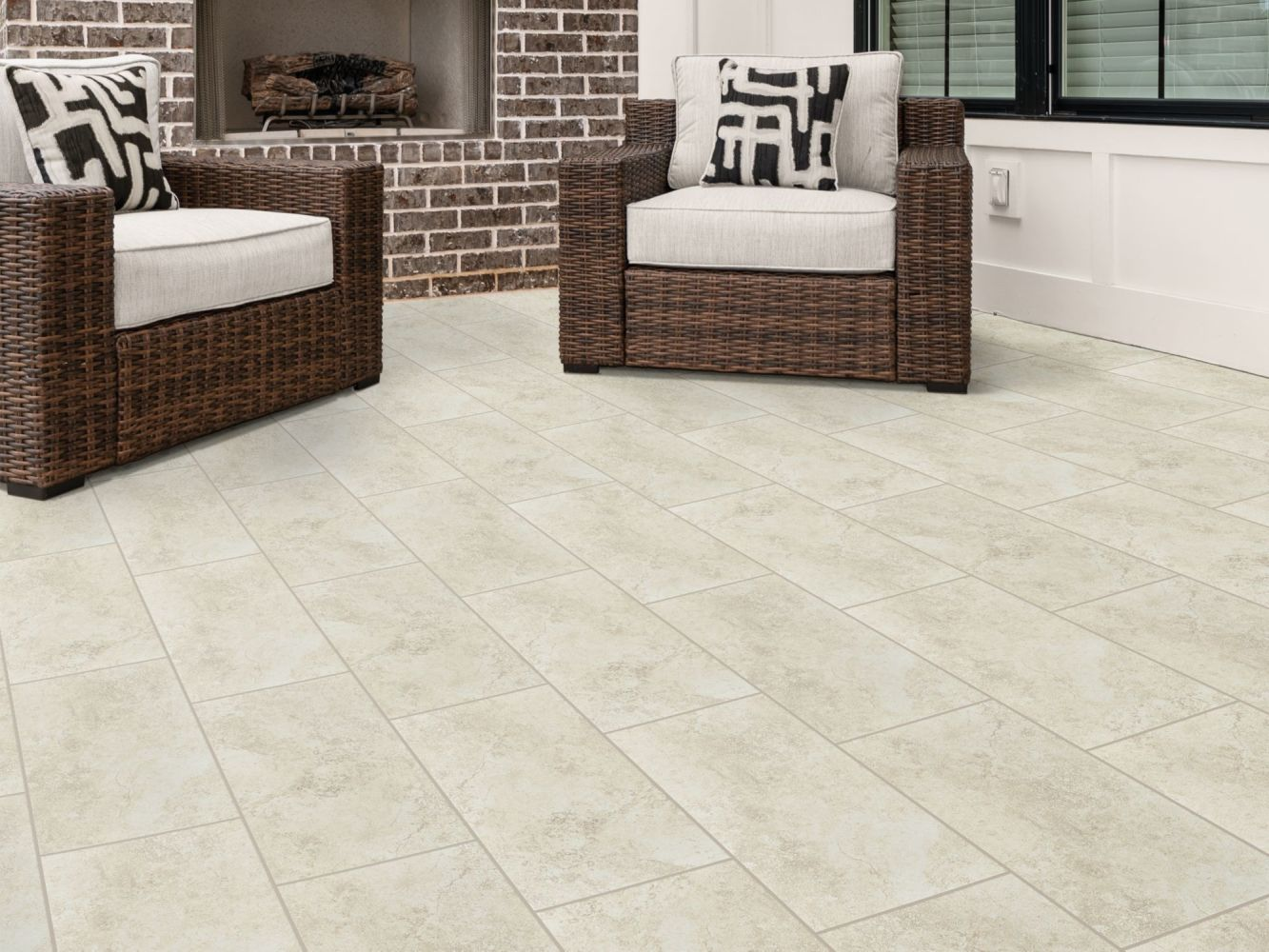 Shaw Floors Ceramic Solutions Jackson 12×24 Sand 00200_257TS