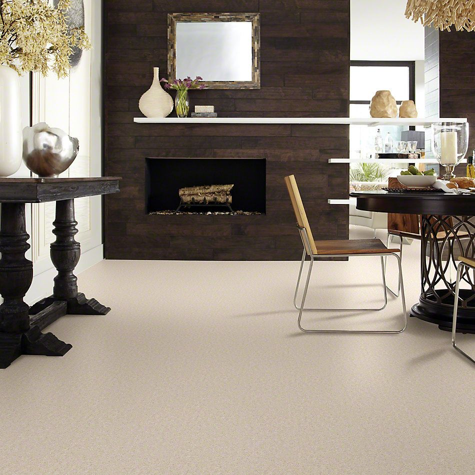 Shaw Floors Queen Bandit Custard 27130_Q0027