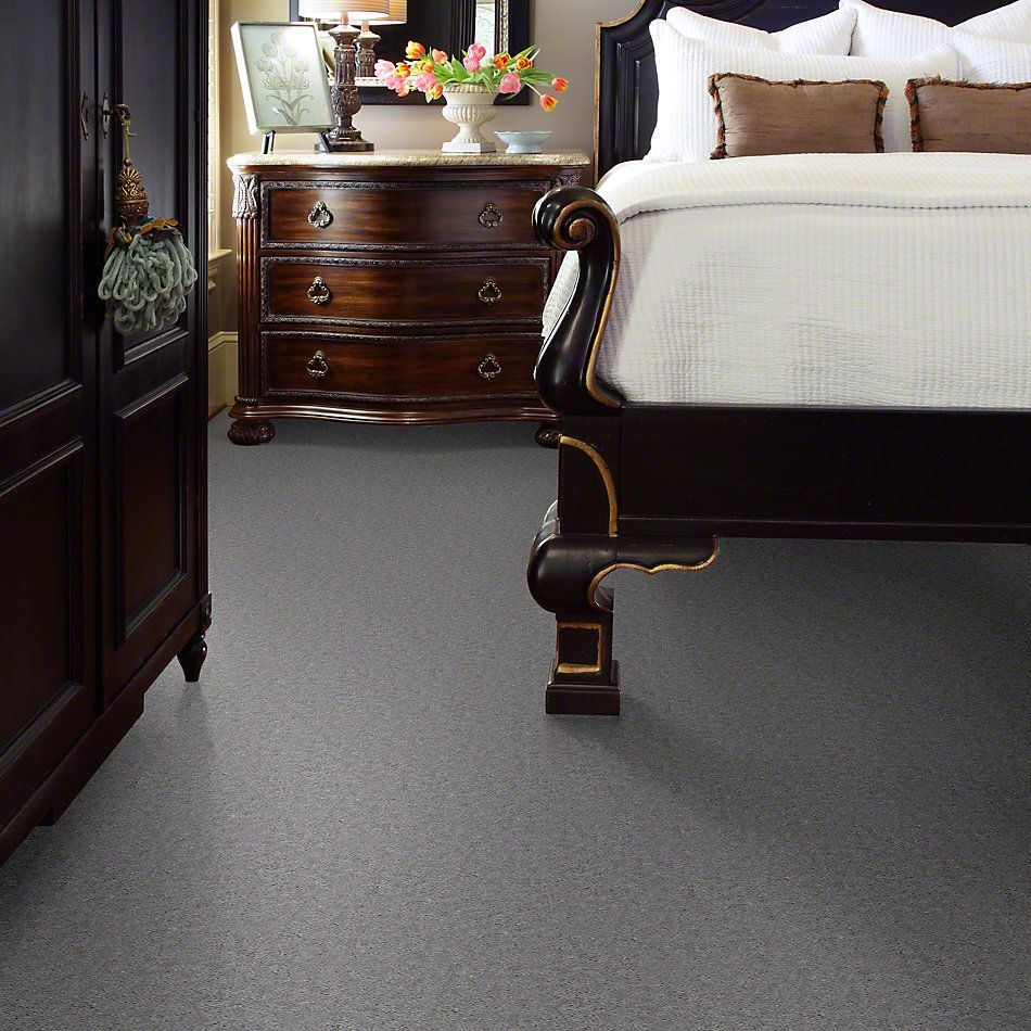 Shaw Floors Queen Bandit Grey Granite 27542_Q0027