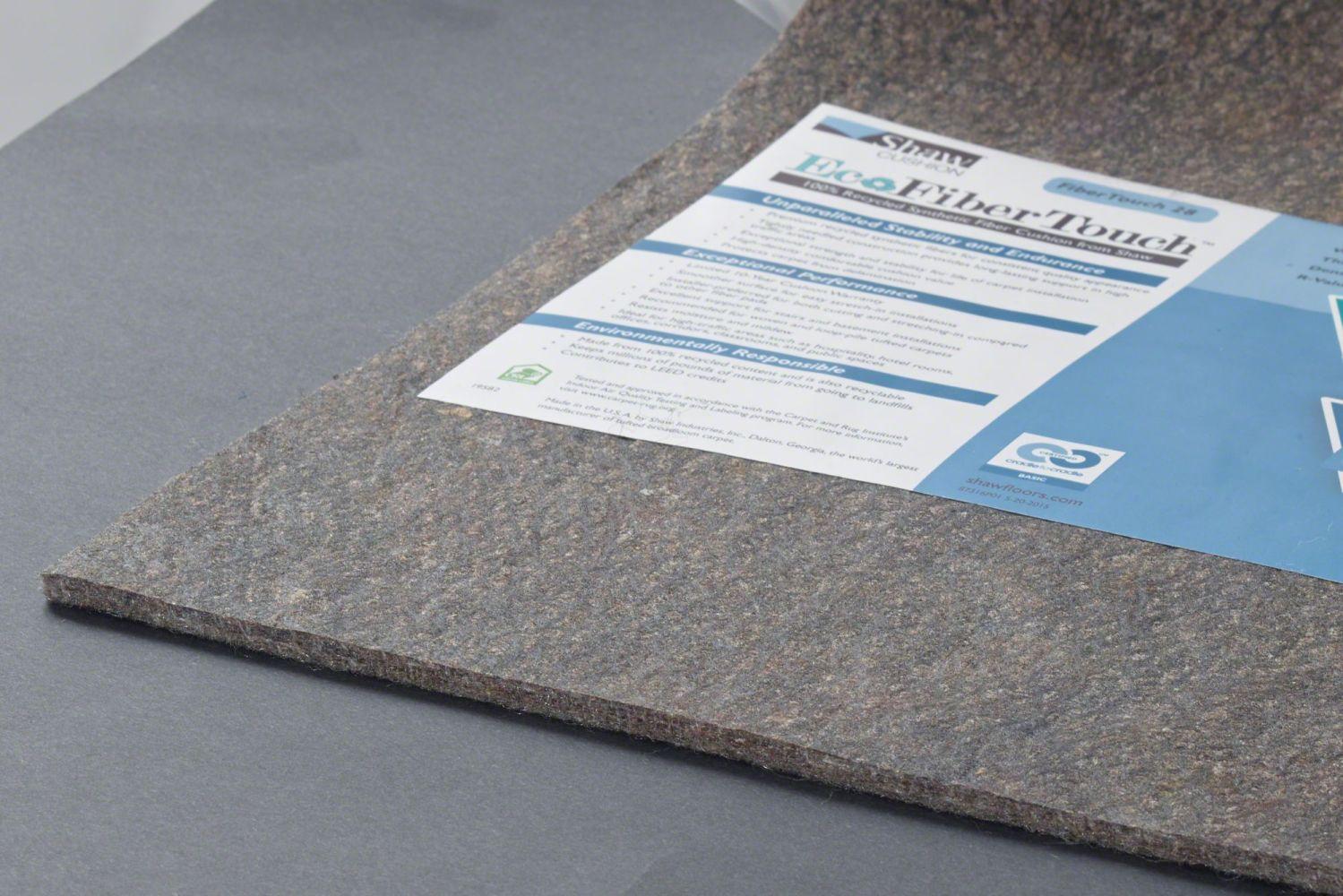 Shaw Floors Eco Edge Cushion Fibertouch 28-12 Grey 00001_283FT