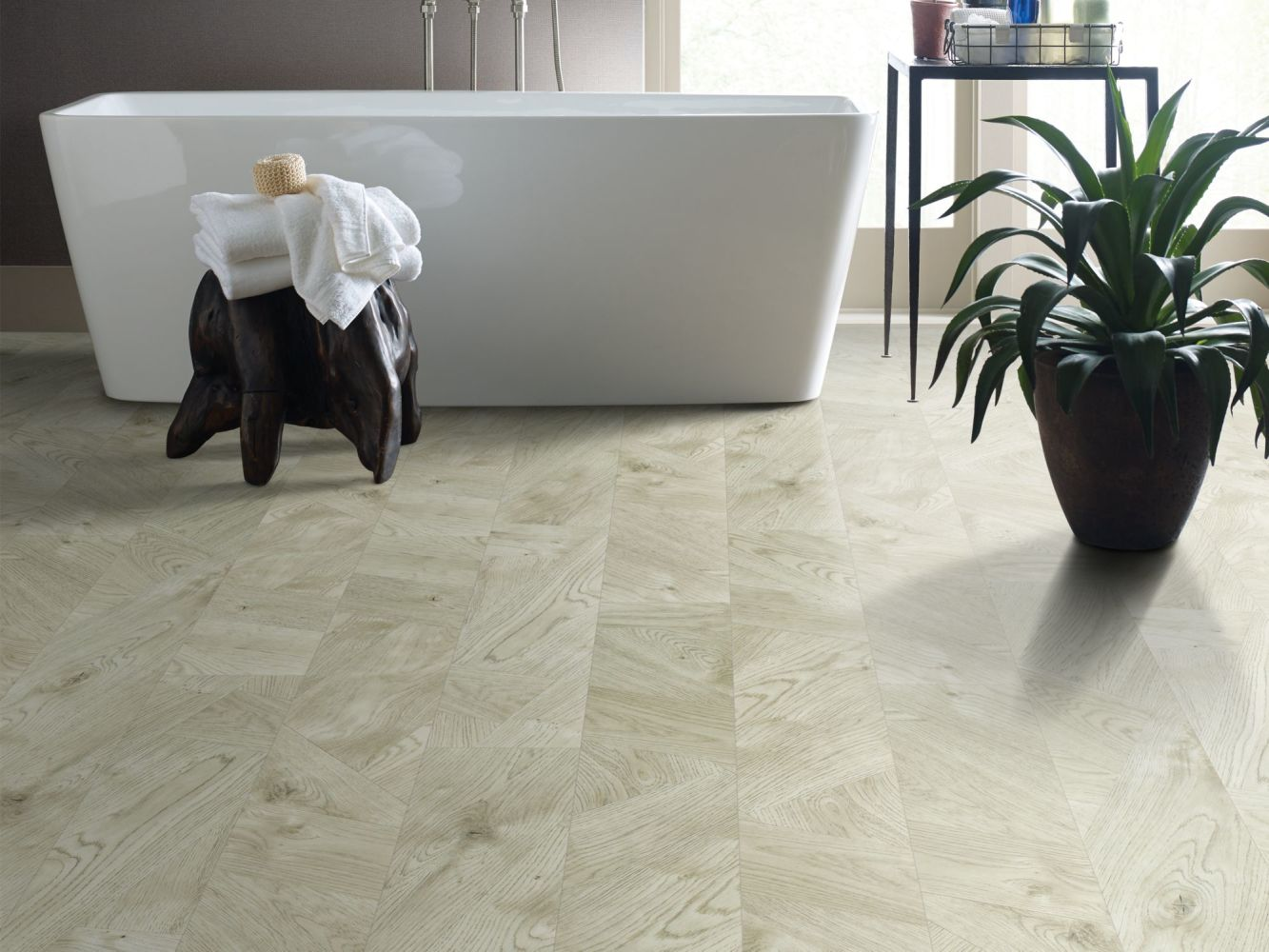 Shaw Floors Resilient Residential Tenacious Hd+ Milled Bazaar Ginger 01054_3010V
