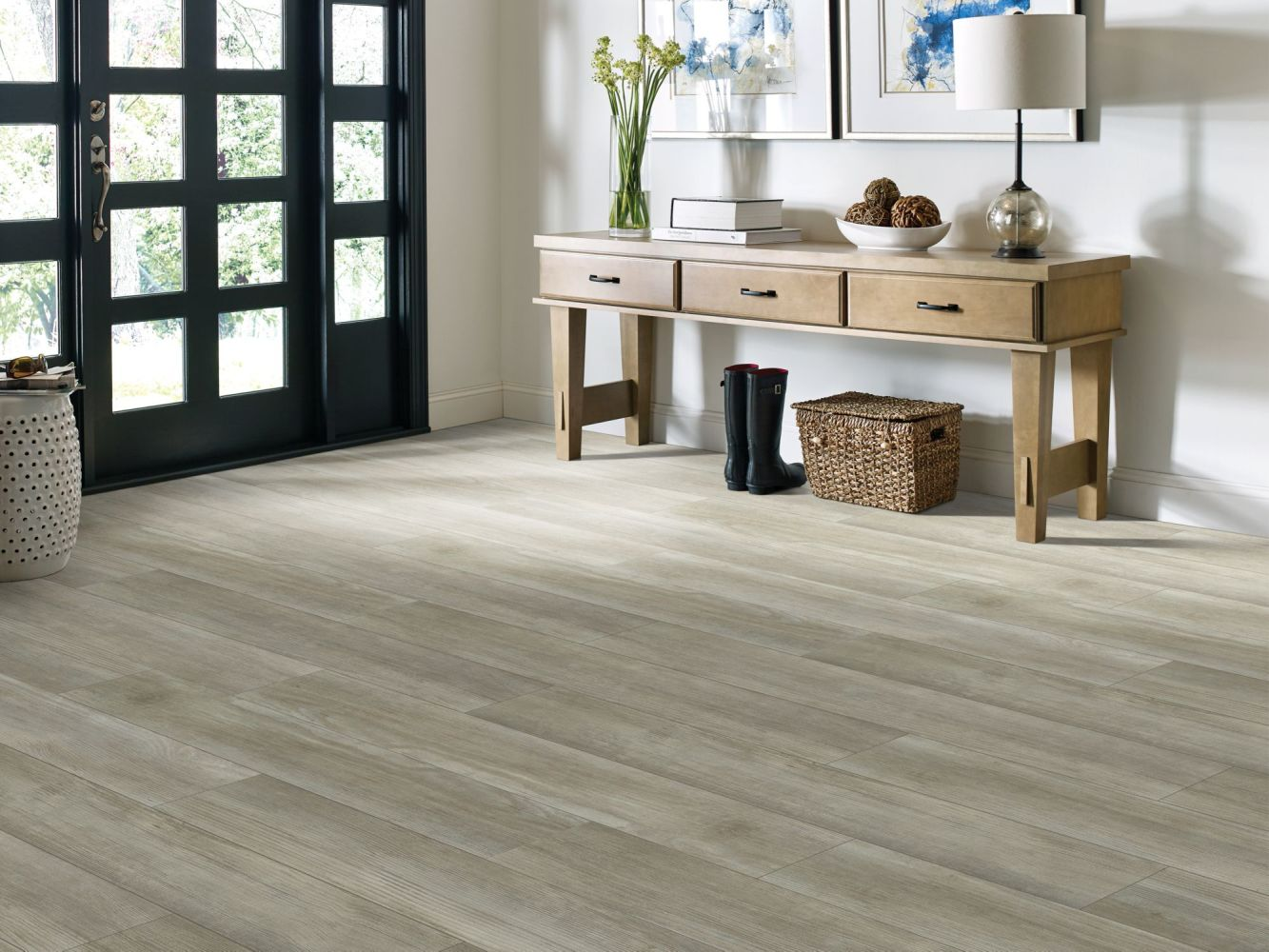Shaw Floors Resilient Residential Tenacious Hd+ Accent Spanish Moss 05089_3011V