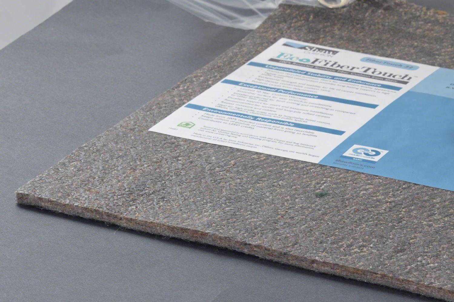 Shaw Floors Eco Edge Cushion Fibertouch 32-6 Grey 00001_320FT