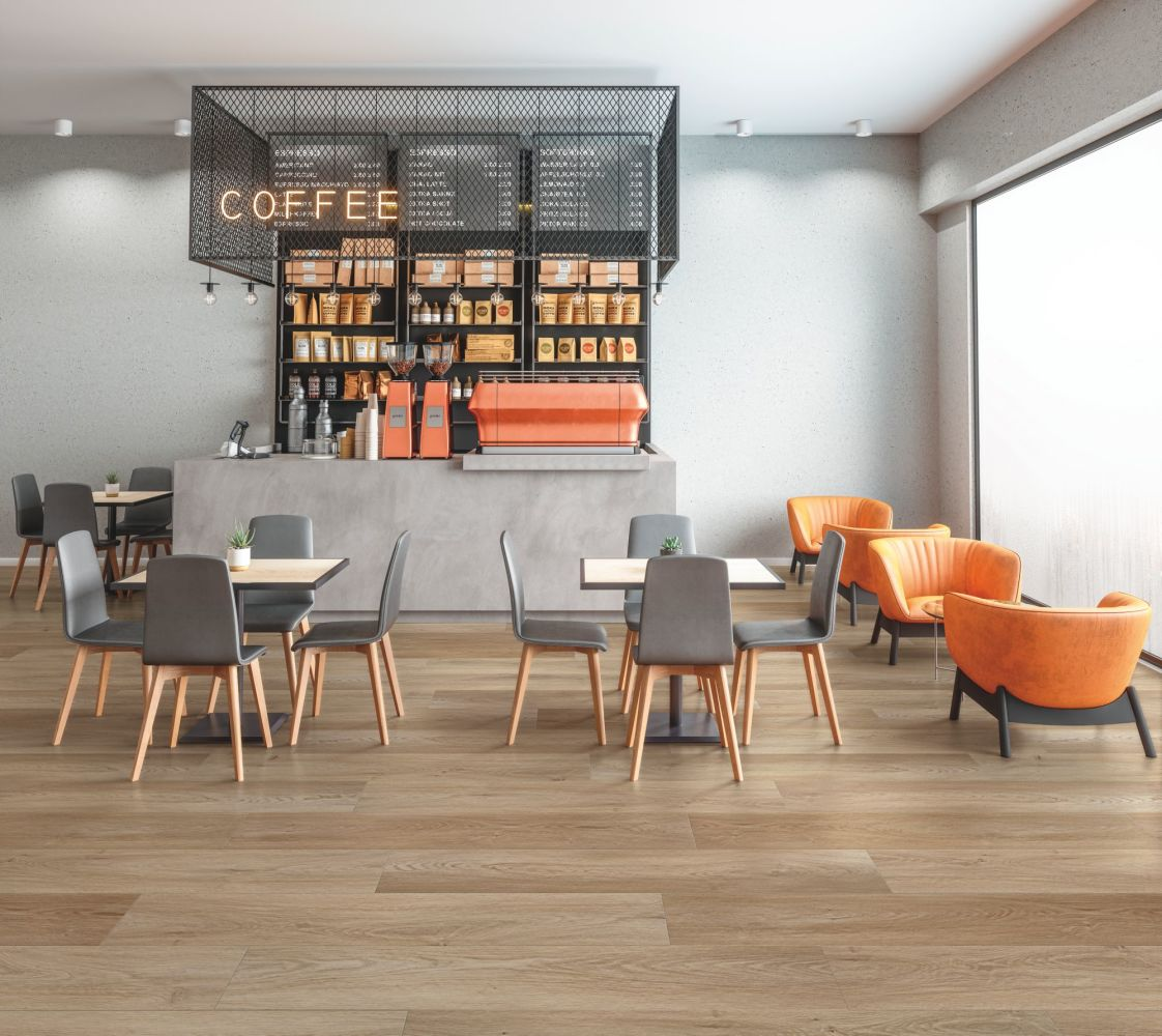 Shaw Floors Resilient Residential Enterprise 9″ Southampton Oak 02099_345CT