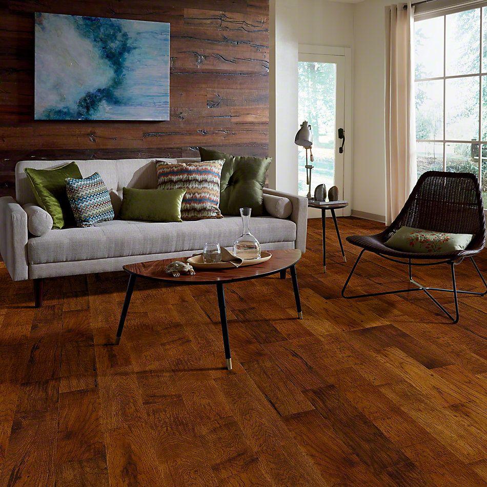 Shaw Floors Shaw Hardwoods Paramount Hickory Smokehouse 37372_SW626
