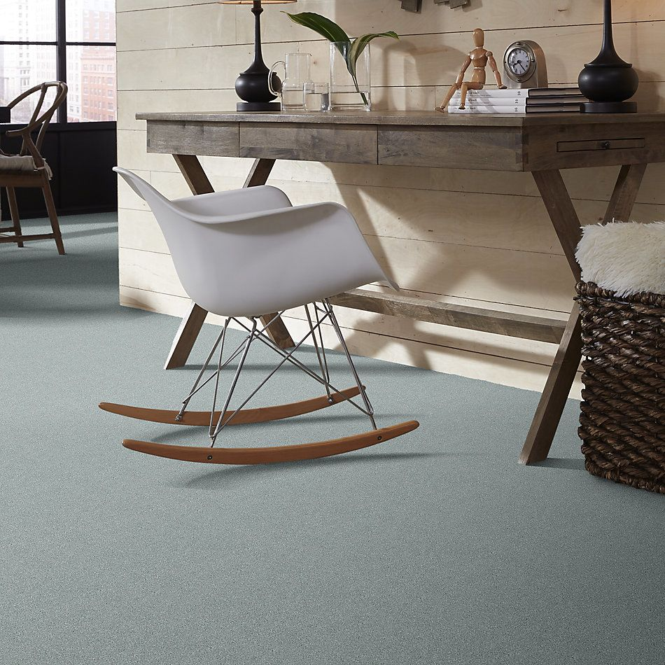 Shaw Floors SFA Fyc Ns Blue Net Water's Edge (s) 430S_5E020
