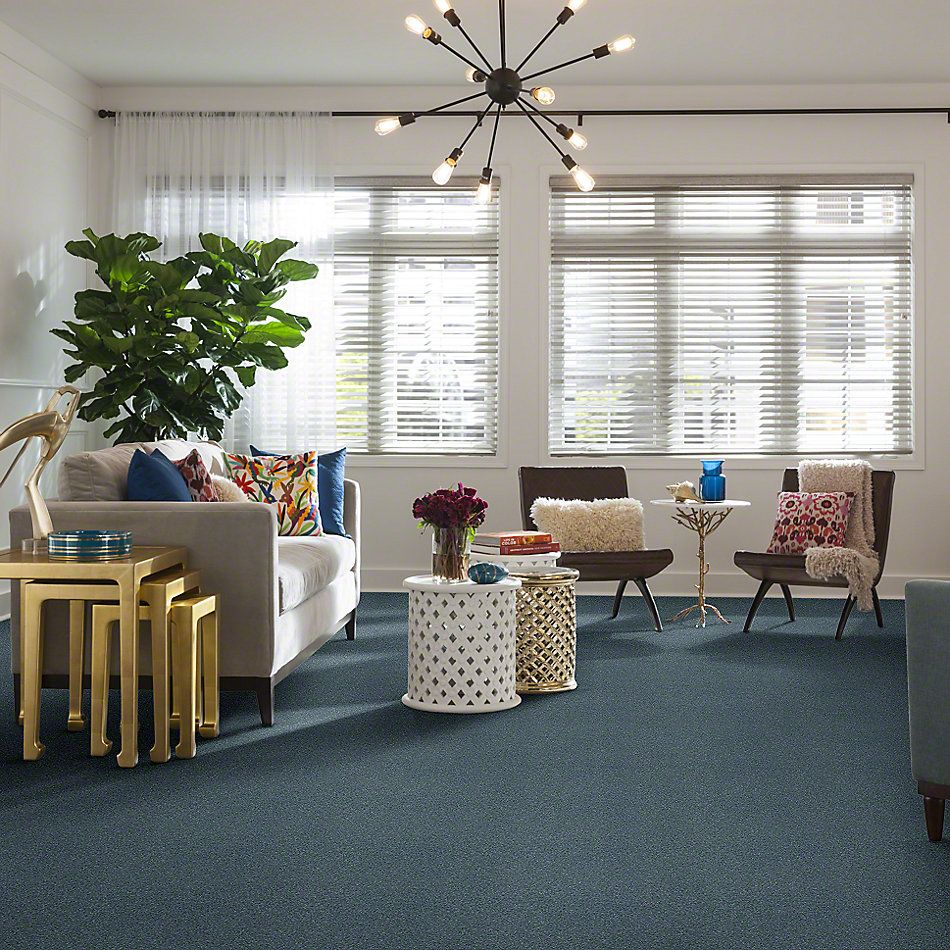 Shaw Floors SFA Find Your Comfort Ns Blue Tropical Hideaway (s) 431S_EA816