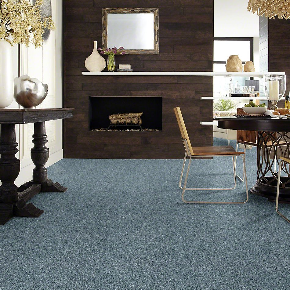 Shaw Floors SFA Find Your Comfort Tt Blue Tropical Hideaway (t) 431T_EA819