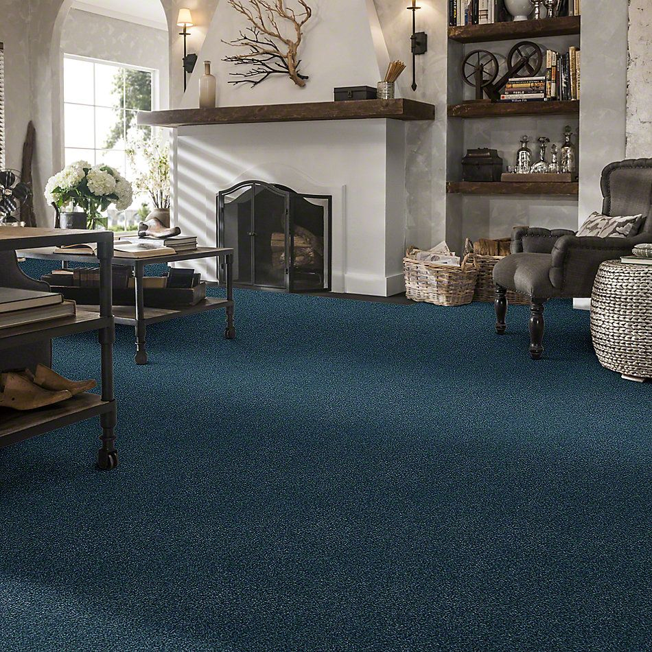 Shaw Floors SFA Find Your Comfort Tt Blue Twilight Golf (t) 434T_EA819