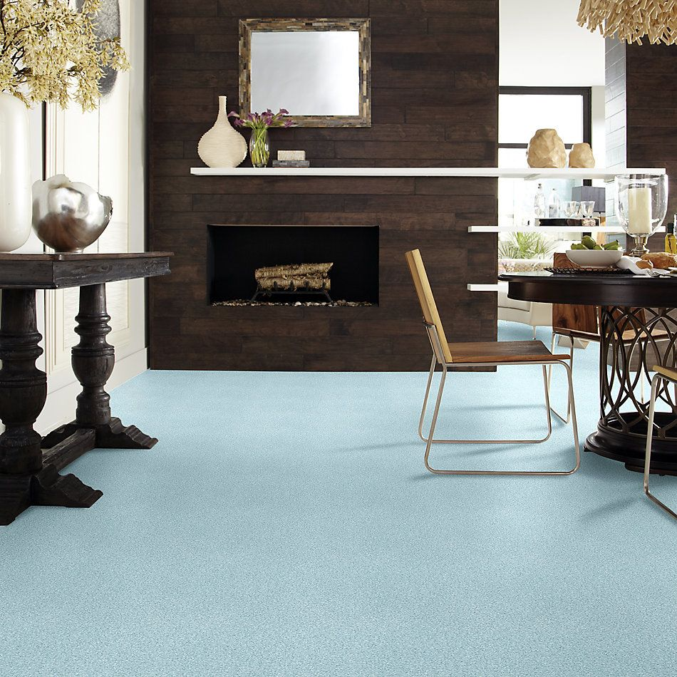 Shaw Floors SFA Find Your Comfort Tt II Winter Sky (t) 437T_EA818