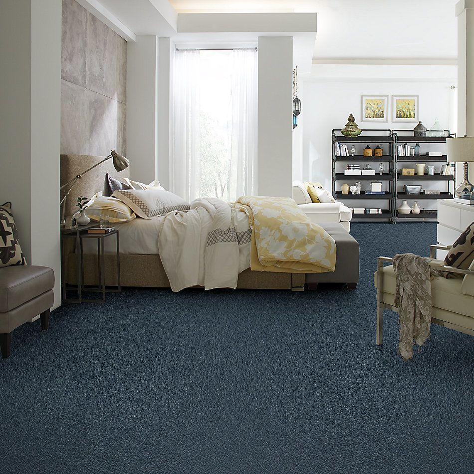 Shaw Floors SFA Fyc Ns Blue Net Washed Indigo (s) 440S_5E020