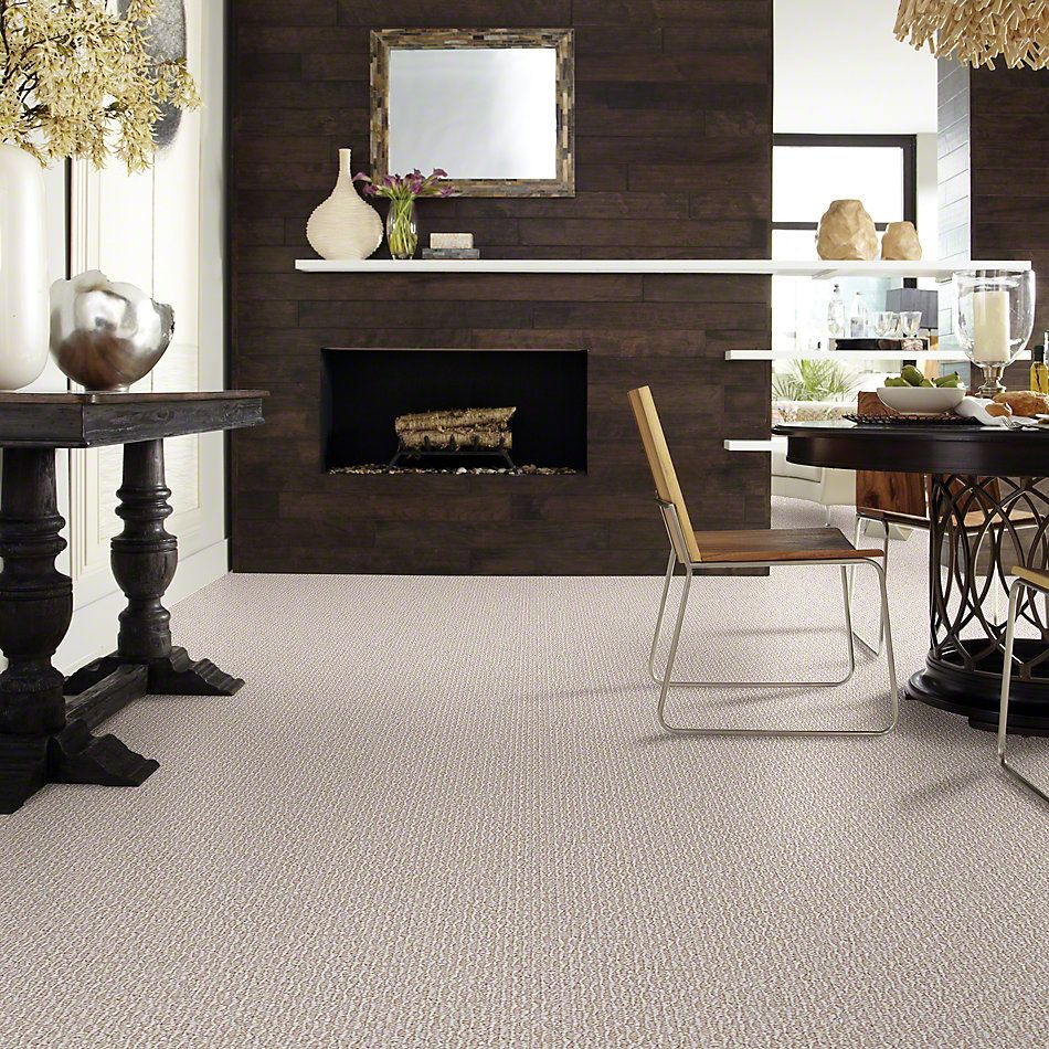 Shaw Floors Budget Berber (sutton) Beckette 12 Stepping Stone 50110_18150