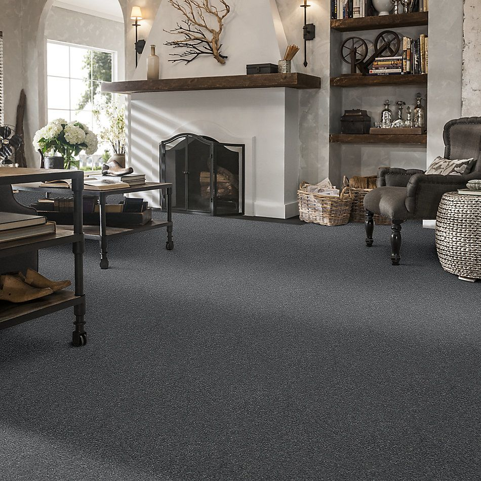 Shaw Floors Value Collections Attainable Net Slate 501S_5E094