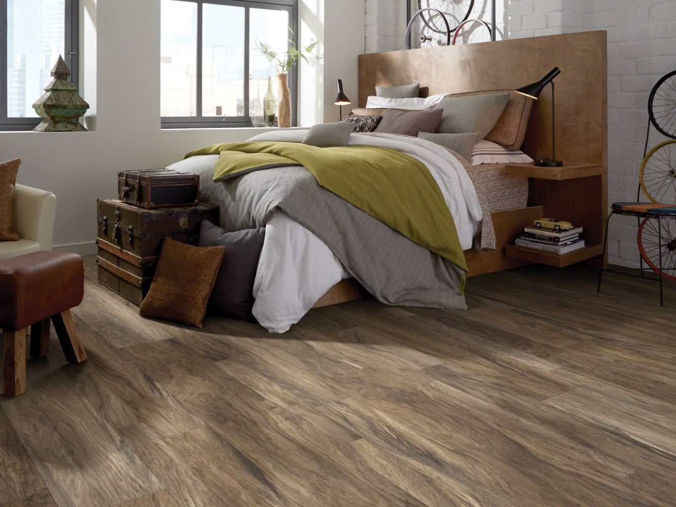 Shaw Floors SFA Largo Mix Plus Lombardy Hickory 00726_501SA