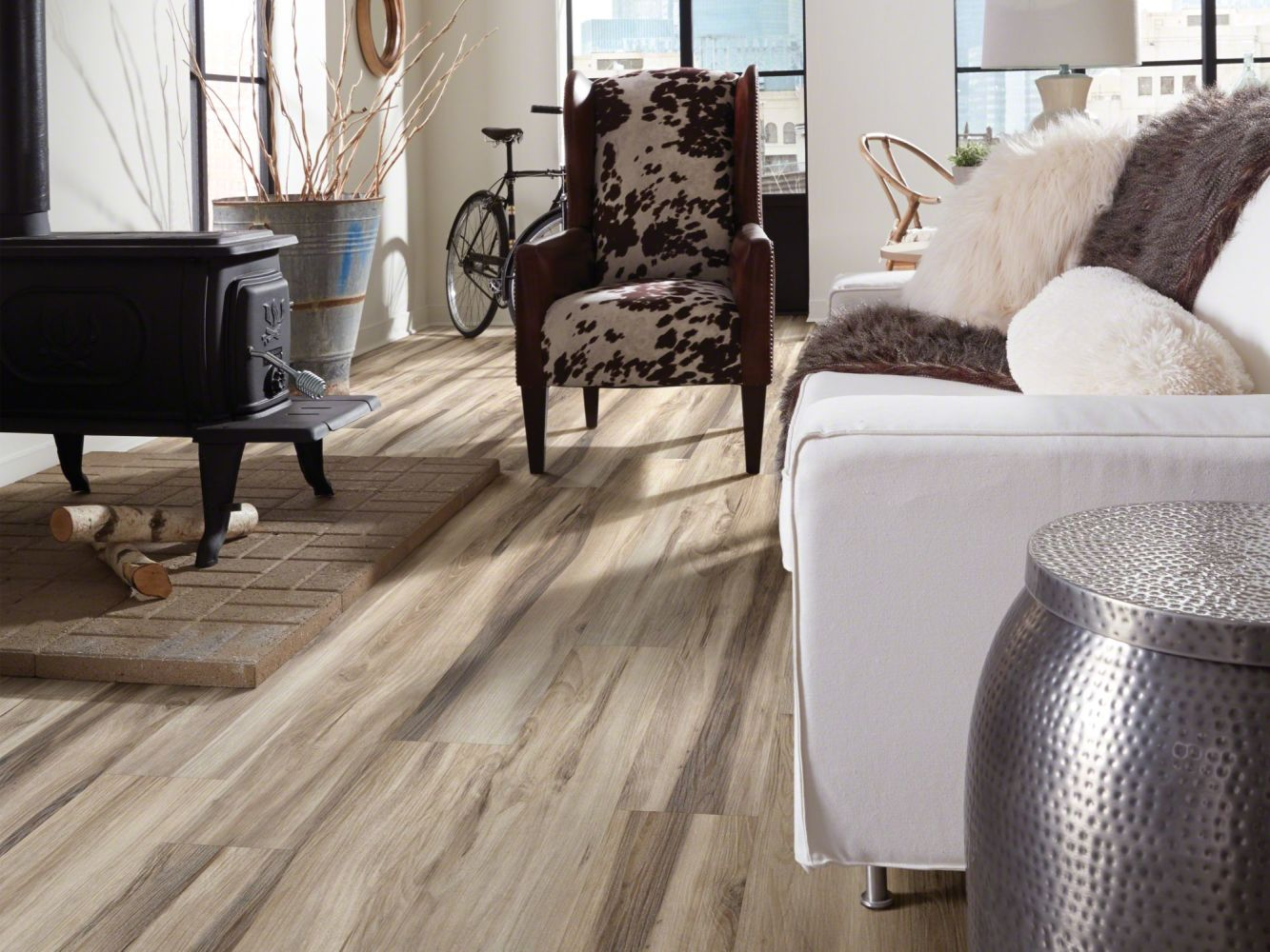 Shaw Floors SFA Largo Plus Noce 00526_502SA