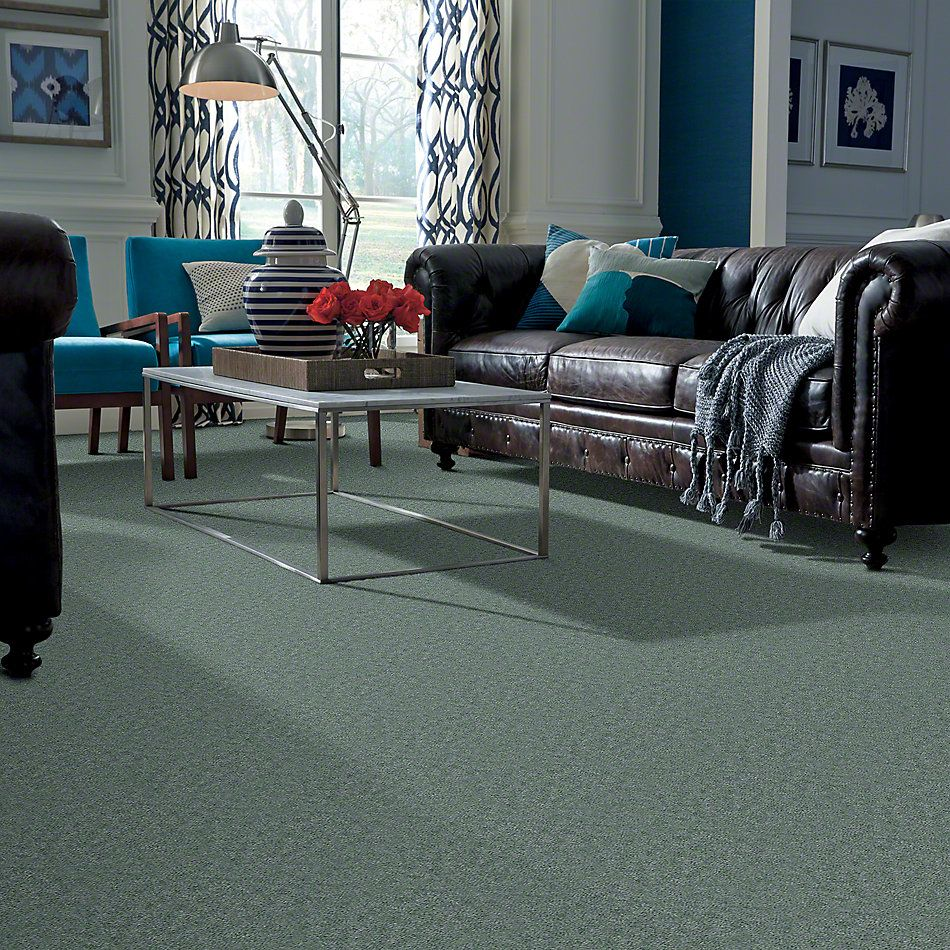 Shaw Floors Cascade II Sea Glass 50300_52350