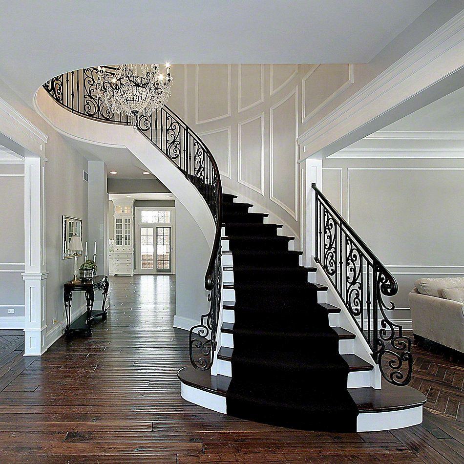 Shaw Floors Cascade II Black Beauty 50502_52350
