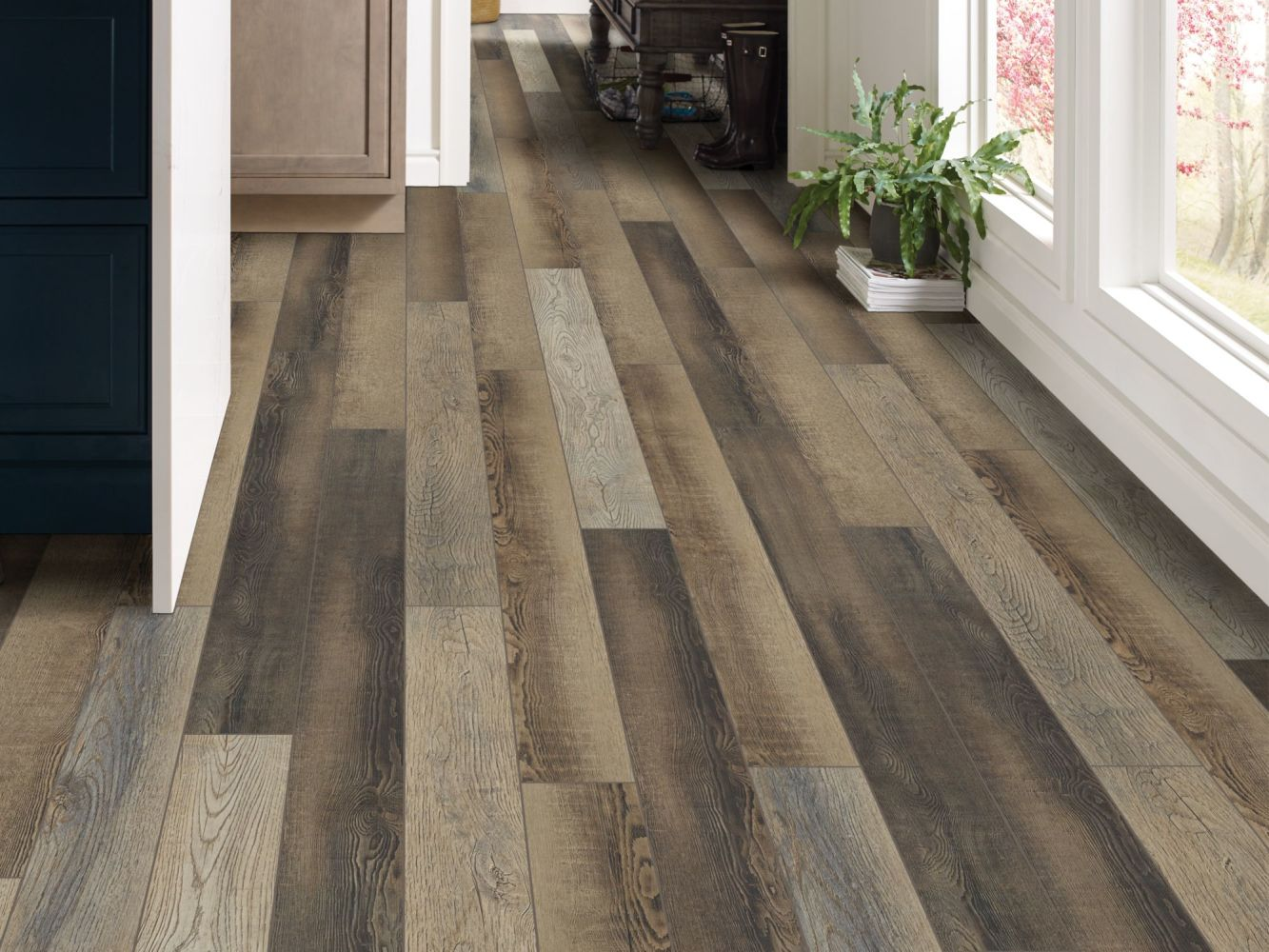 Shaw Floors Vinyl Residential Grand Marais5″plus Brush Oak 07033_505GA