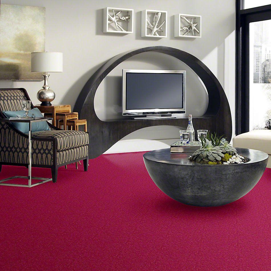 Shaw Floors Cascade II Fuchsia 50804_52350