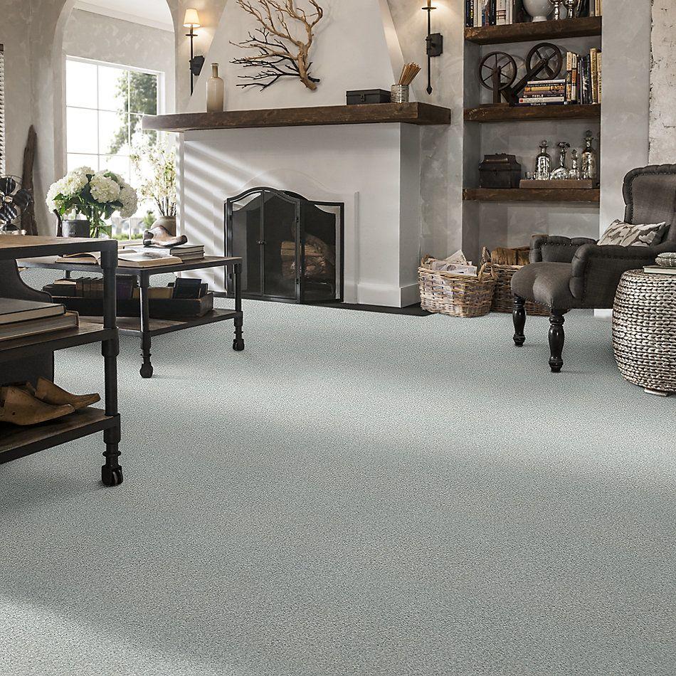 Shaw Floors SFA Fyc Tt Blue Net Quiet Time (t) 514T_5E023