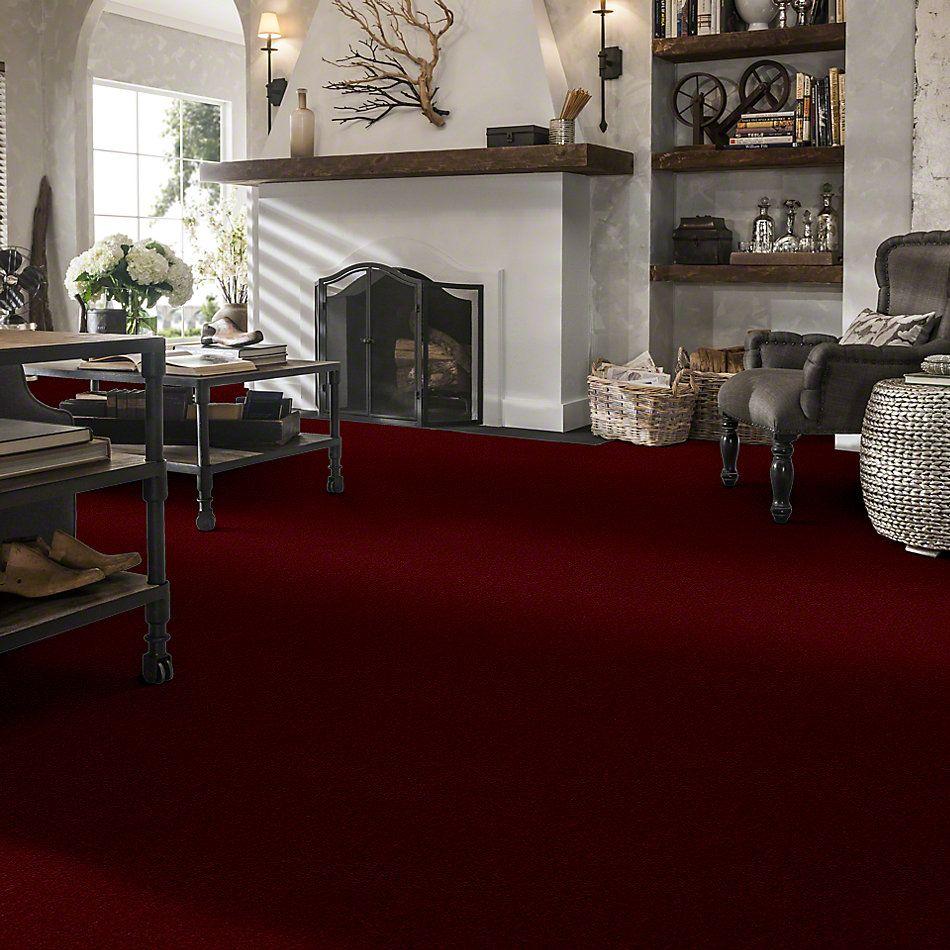 Shop Philadelphia Commercial Speak Up Vivid Burgundy 51845 54451 Carpet Village Custom Interiors