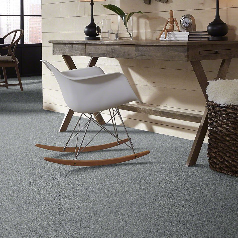Shaw Floors SFA Find Your Comfort Tt Blue Cool Breeze (t) 525T_EA819
