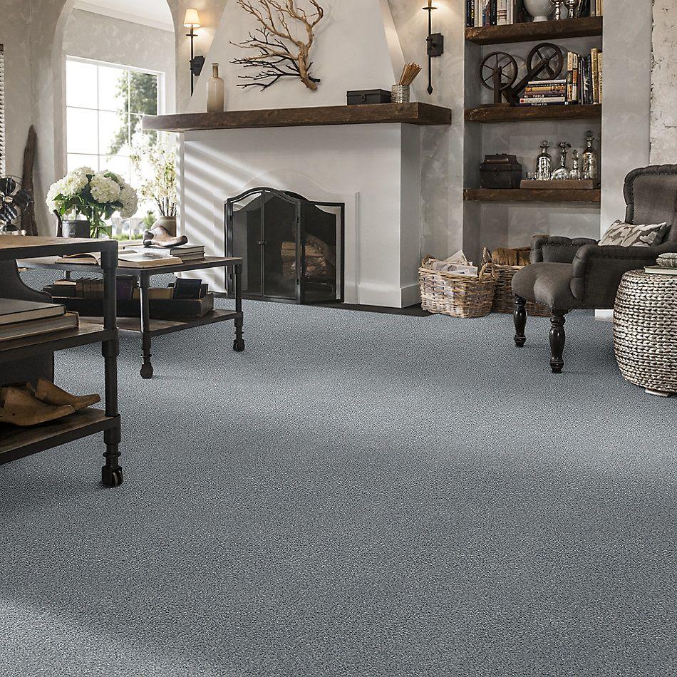 Shaw Floors SFA Find Your Comfort Tt II Misty Rain (t) 529T_EA818