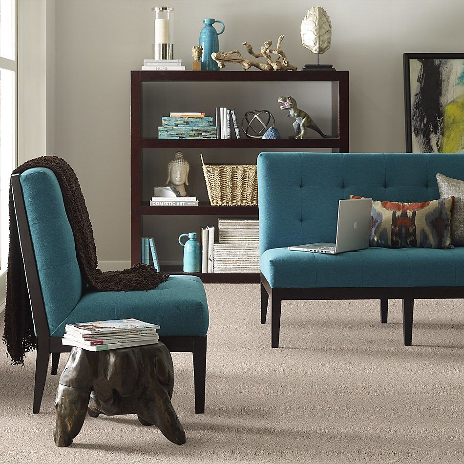 Shaw Floors Property Solutions Fairington II 15′ Cashmere 55103_HF724