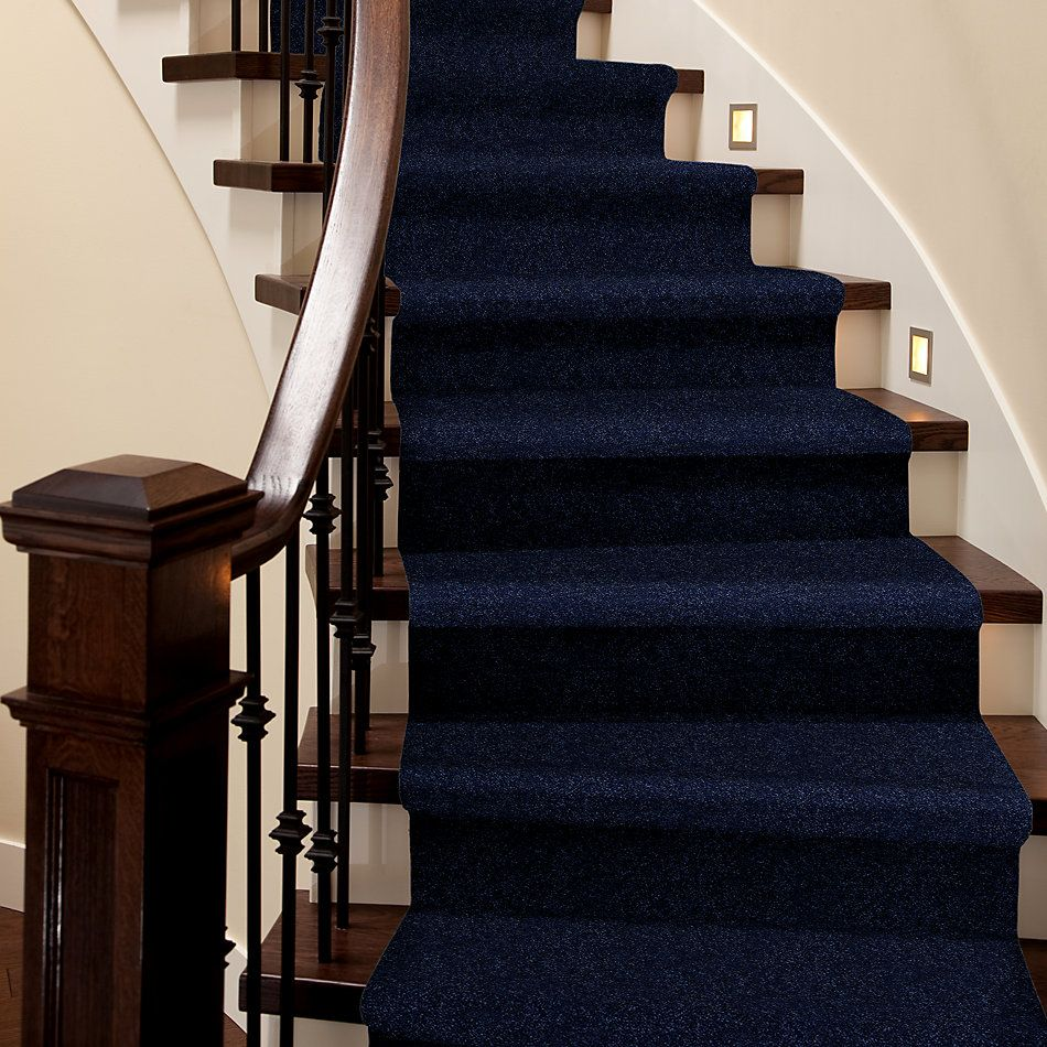 Shaw Floors Shaw Floor Studio Textured Story 15 Darkest Denim 55402_52B76